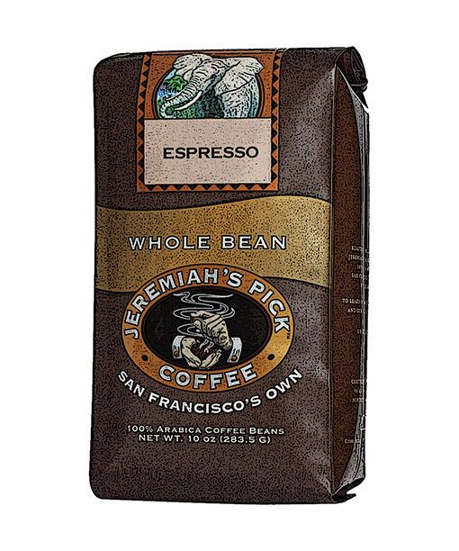 Jeremiah's Pick Premium Espresso Whole Bean Coffee Featured Image