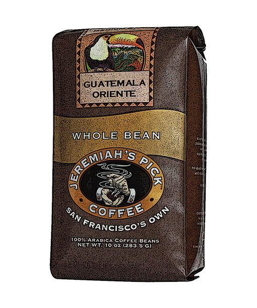 Jeremiah's Pick Premium Guatemala Oriente Whole Bean Coffee Featured Image