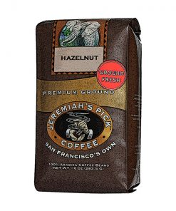 Jeremiah's Pick Premium Hazelnut Ground Coffee Featured Image
