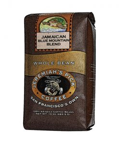 Jeremiah's Pick Premium Jamaican Blue Mountain Whole Bean Coffee Featured Image