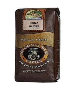 Jeremiah's Pick Premium Kona Whole Bean Coffee Featured Image