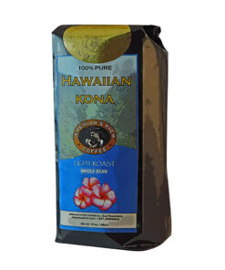 Jeremiah's Pick 100% Pure Kona Whole Bean Coffee