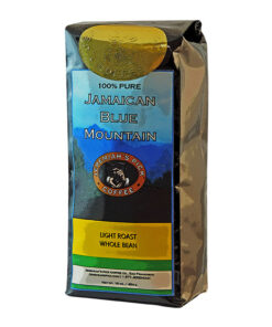 Jeremiah's Pick 100% Pure Jamaican Blue Whole Bean Coffee